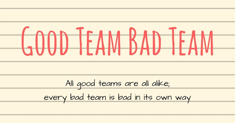 good-team-bad-team